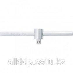 """Вороток, 115 мм, квадрат 1/4"""", CrV, STELS 14011 (002)"""