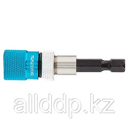 """Адаптер для бит с ограничителем и двойным магнитом 1/4"""" GROSS 11317 (002)"""
