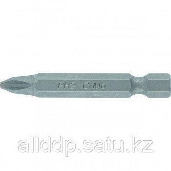 Набор бит SL6x50, сталь CrMo, 5 штук СИБРТЕХ 11258 (002)