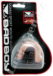 Боксерская капа BadBoy односторонняя (оранжевая) GF-00177