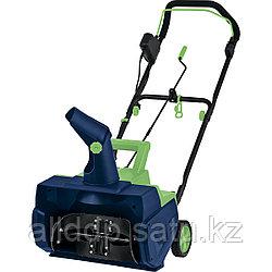 Снегоуборочная машина электрическая ЭСБ-2000 2 кВт СИБРТЕХ 97620 (002)