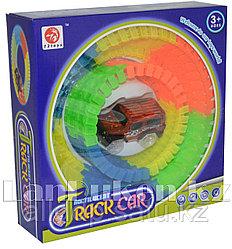 Светящаяся дорога Noctilucent Track Car (Magic Track) 80 деталей