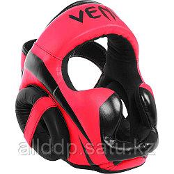 Боксерский шлем Venum Elite Neo Pink