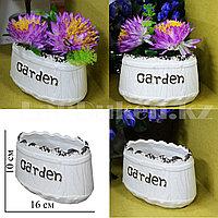 Декоративная керамическая ваза Garden
