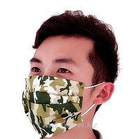 Защитная маска для лица(рта) камуфляж