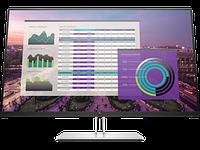 """Монитор HP 5DP31AA EliteDisplay E324q 31.5"""" IPS LED Monitor 2560x1440@60 Hz, 7 ms, 0.272 mm, 3000:1 (10000000:, фото 1"""
