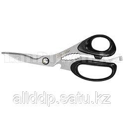Ножницы хозяйственные, 200 мм, многофункциональные, KITCHEN// Matrix 79136 (002)