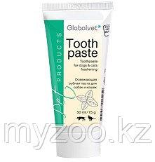Globalvet Tooth Paste, Глобалвет Зубная паста освежающая, 75 гр.