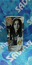 Женские духи Carolina Herrera 212 VIP Newyorkpills ( 80 мг )