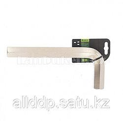 Ключ имбусовый HEX, 27мм, 45x, закаленный, никель 12354 (002)