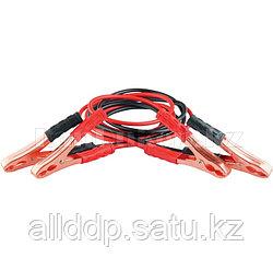 Провода стартовые, 200 А, 2,3 м,  сумка на молнии 55917 (002)
