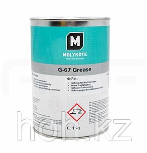 Molykote G-67 Пластичная смазка EP-1