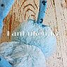 Меховые наушники детские с бантиком голубые, фото 4