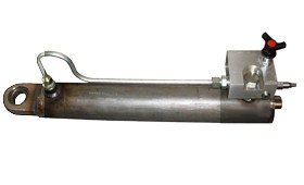 А81210VG01 Блок клапанов для гидроцилиндра подъёма отвала ЭД-405 (Гидрозамок)