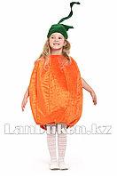 Карнавальный костюм детский овощи и фрукты 24-32р (тыква)
