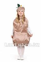Карнавальный костюм детский овощи и фрукты 24-34р (картофель)