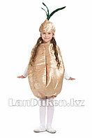 Карнавальный костюм детский овощи и фрукты 24-32р (лук)