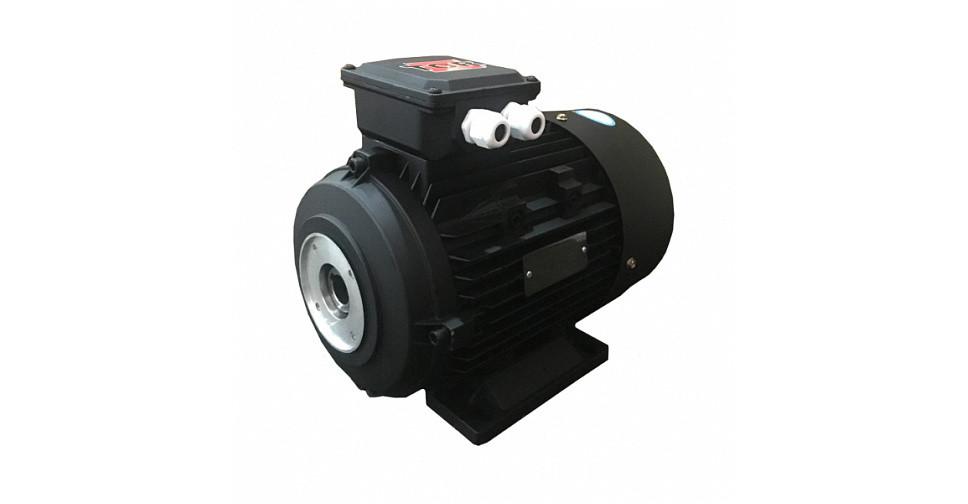 Электродвигатели Италия (RAVEL) Мотор H112 HP 7.5 2P MA AC KW 5,0 2P