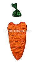 Карнавальный костюм детский овощи и фрукты (01) 24-32р морковь