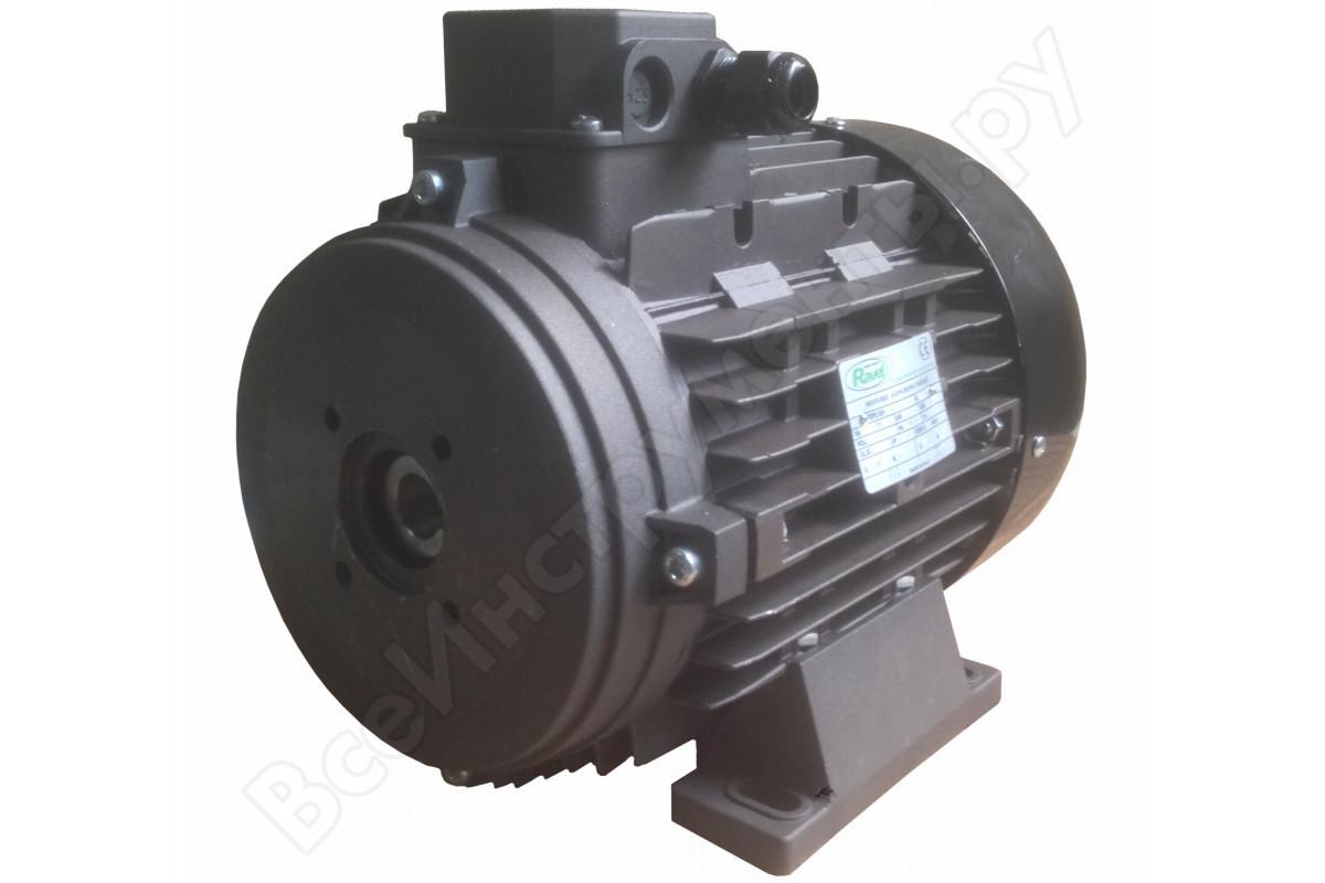 Электродвигатели Италия (RAVEL) Мотор H132 S HP 10 4P MA AC KW 7.5 4P