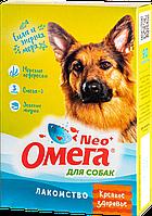 """Омега NЕО лакомство для собак с морск.водорослями""""Крепкое здоровье""""90 табл."""