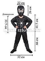 Костюм Человека Паука (черный) M