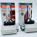 Ксеноновые лампы OSRAM D8S XENON 5000К NEW, фото 3