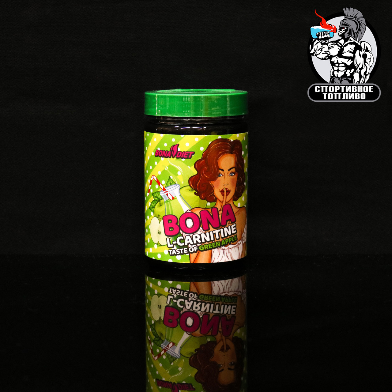 Bona Diet - L-Carnitine 100гр/80 порций