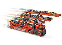 Мега Автовоз Хот Вилс для 50 машинок