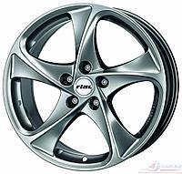 RIAL Комплект дисков RIAL CATANIA 5x112 8.5x18 ET45 D70.1 sterling-silver
