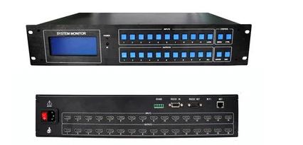 Матричный коммутатор HDMI WHD SX-MX16