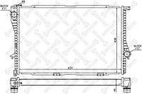 Радиатор системы охлаждения STELLOX 10-25044-SX BMW E39/E38 2.0-4.4 98>