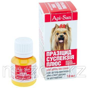 ПРАЗИЦИД сладкая суспензия для взрослых собак, фл. 10 мл.