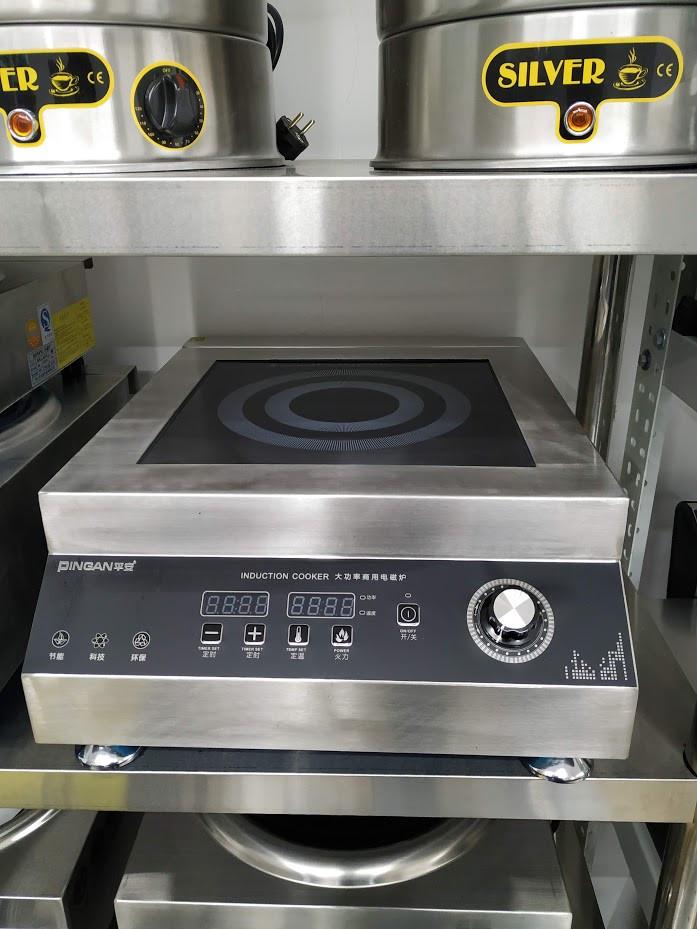 Индукционная плита 6 кВт