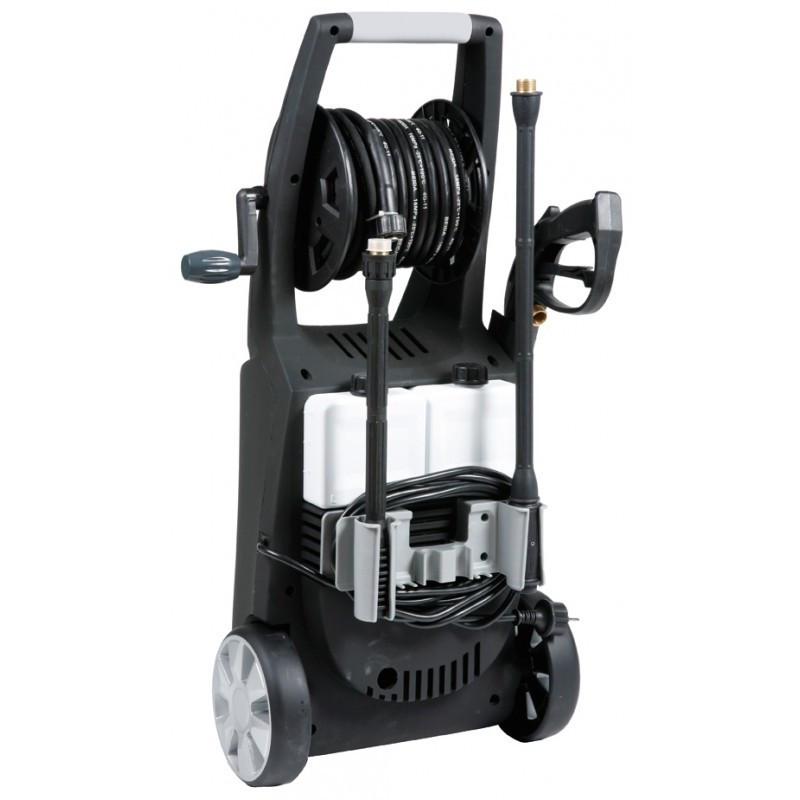 Аппараты высокого давления без нагрева воды с системой Total Stop G 161-C P I1610A-M (барабан, 12м шланг)