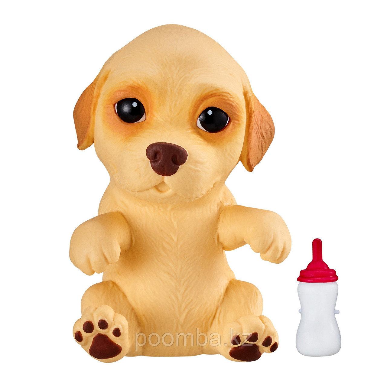 Интерактивная игрушка Сквиши-щенок OMG Pets! Лабрадор