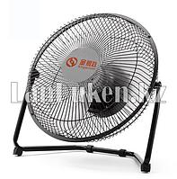 Вентилятор электрический Kingsunzen мощный 2 в 1 настольный и настенный