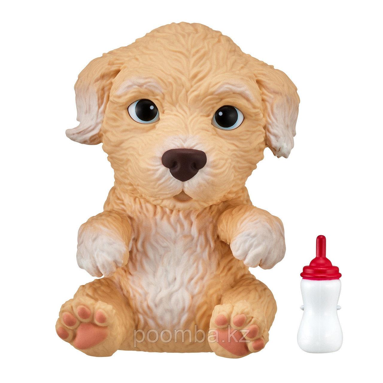 Интерактивная игрушка сквиши-щенок OMG Pets! Пудель