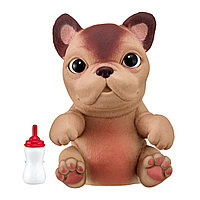 Интерактивная игрушка Cквиши-щенок OMG Pets! французский бульдог