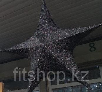 Большие новогодние  звезды Диаметр 110 см