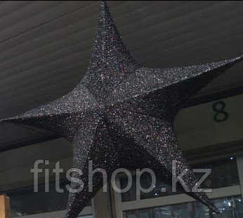 Большие новогодние  звезды Диаметр 135 см