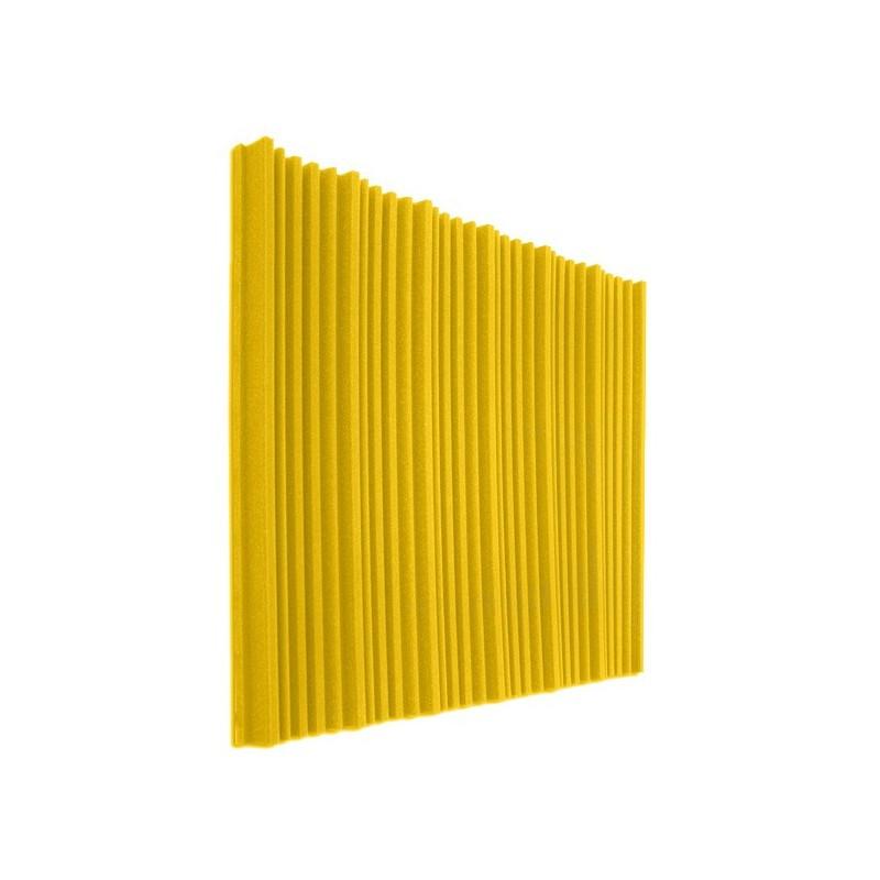 Акустический поролон Волна Желтый