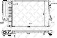 Радиатор системы охлаждения STELLOX 10-25022-SX BMW E39 2.0i-2.8i 95-03