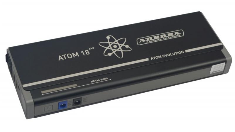 Профессиональное пусковое устройство нового поколения AURORA ATOM 18