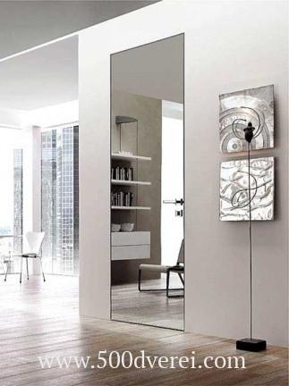 Дверь скрытая с зеркалом HideSZ
