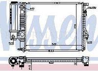 Радиатор системы охлаждения NISSENS 60607A BMW E39 2.0i-2.8i 95-03