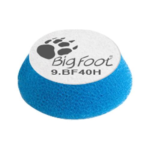 Полировальный круг для машинки Ibrid Nano Rupes 34/40 мм голубой