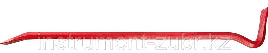 Лом-гвоздодер, 600 мм, шестигранный, ЗУБР, фото 2