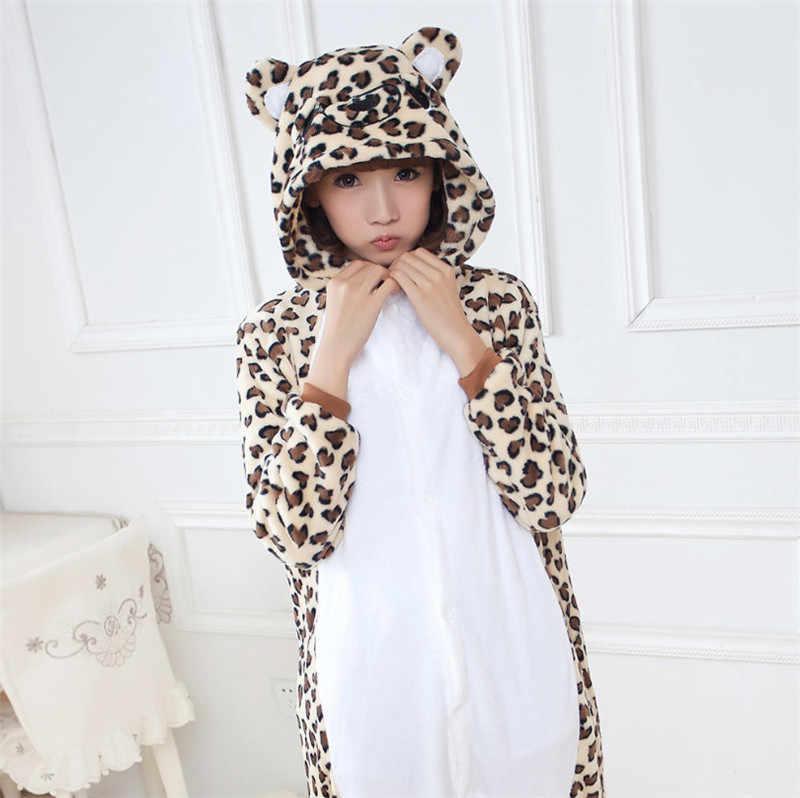 Пижама кигуруми гепард для взрослых