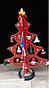 Ёлка деревянная 28*15 см, Алматы, фото 4